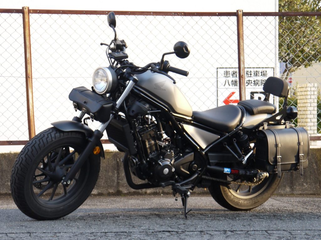 中古 レブル 250 レブル 250/ホンダの新車・中古バイク一覧[店頭在庫あり]|ウェビック
